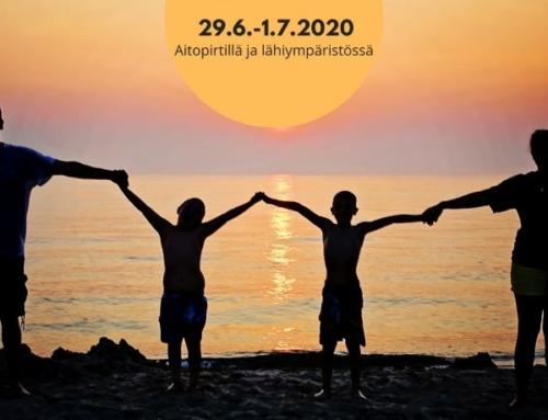 Perheleiri 29.6. – 1.7.2020